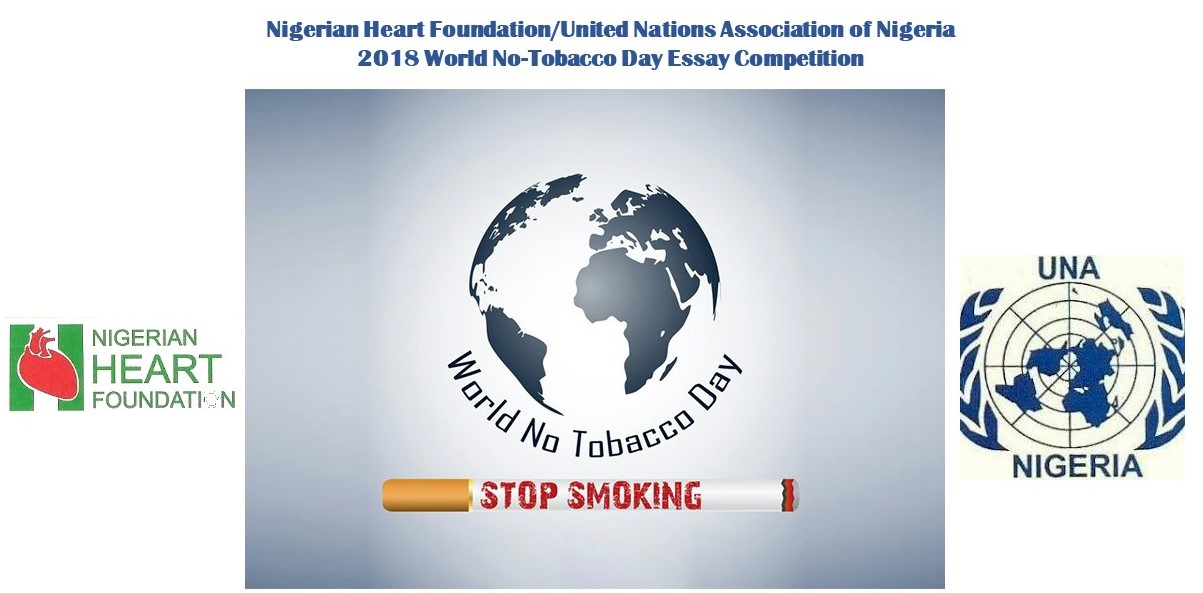 Stop Smoking Essay  May  Essay Sample For University also Comparative Essay Samples United Nations Association Of Nigeria  Nhf  Unan  World No  Cultural Autobiography Essay